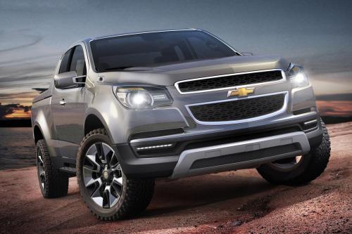 Концепт Chevrolet Colorado
