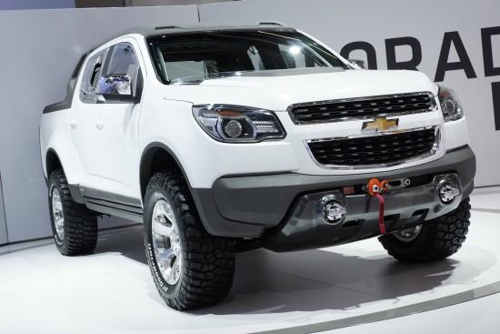 Chevrolet Colorado Frankfurt