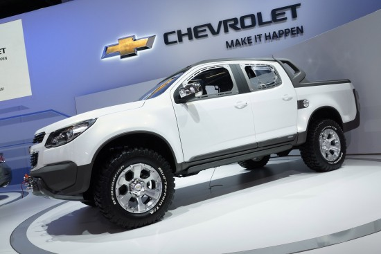 Chevrolet Colorado Frankfurt