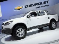 Chevrolet Colorado Frankfurt 2011