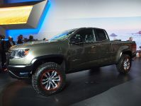 thumbnail image of Chevrolet Colorado ZR2 Concept  Los Angeles 2014