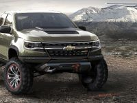 Chevrolet Colorado ZR2 Concept, 1 of 7