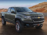 Chevrolet Colorado ZR2 Concept, 3 of 7