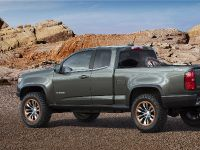 Chevrolet Colorado ZR2 Concept, 4 of 7