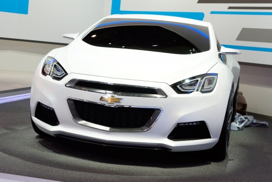 Chevrolet concept Tru 140S Geneva