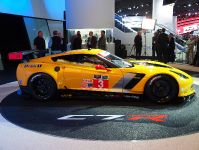 thumbnail image of Chevrolet Corvette C7.R race car Detroit 2014