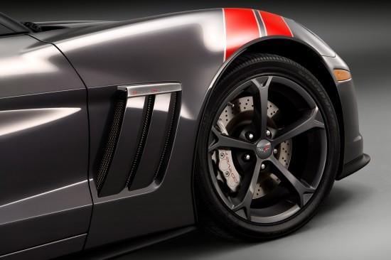 Chevrolet Corvette Grand Sport Heritage Package