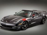 Chevrolet Corvette Grand Sport Heritage Package SEMA 2009