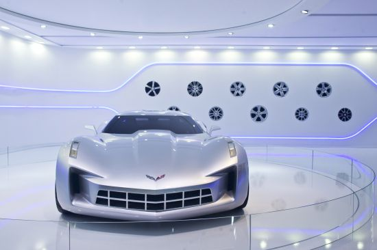 Chevrolet Corvette Moscow