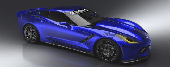 Chevrolet Corvette Stingray  SEMA