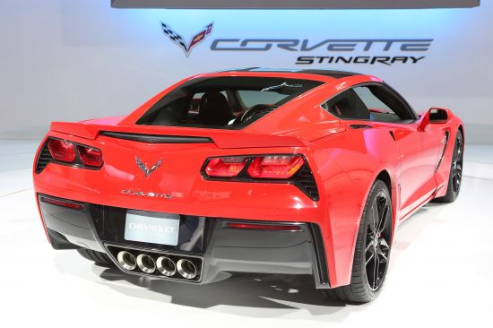 Chevrolet Corvette Stingray Chicago