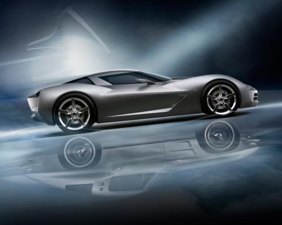 Chevrolet 50th Anniversary Corvette Stingray Concept