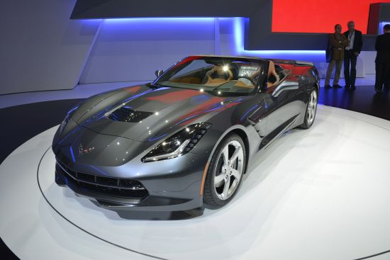 Chevrolet Corvette Stingray Geneva