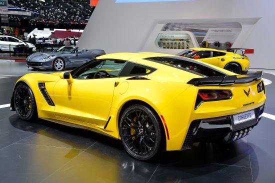 Chevrolet Corvette Stingray Geneva
