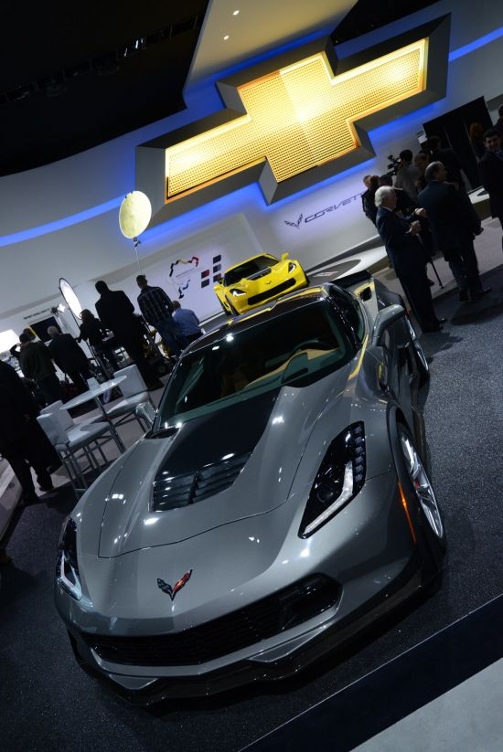 Chevrolet Corvette Z06 Detroit
