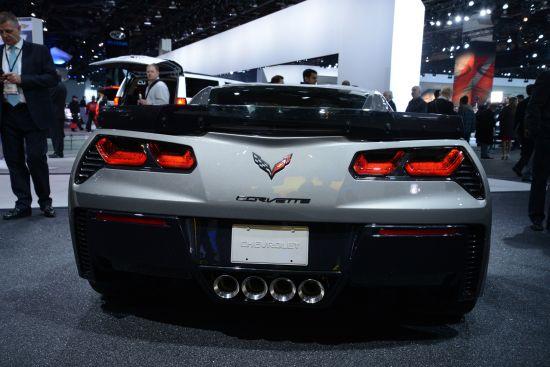Chevrolet Corvette Z06 Detroit