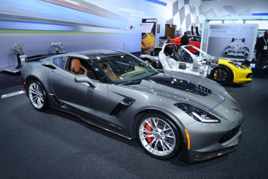 Chevrolet Corvette Z06 New York