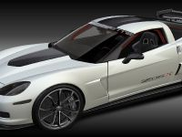 Chevrolet Corvette Z06X Track Car Concept, 5 of 6