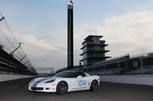 Chevrolet Corvette ZR1 имеет место в Indy 500