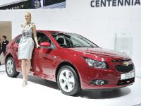Chevrolet Cruze Geneva 2011, 2 of 3