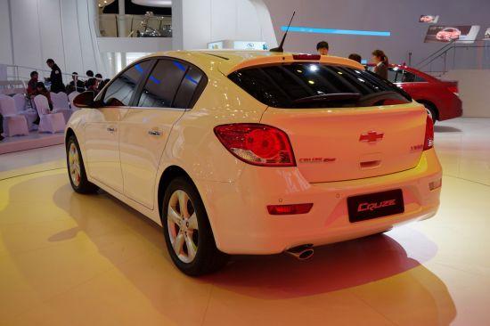 Chevrolet Cruze Hatch Shanghai