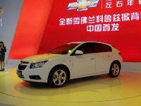 Chevrolet Cruze Hatch Shanghai 2013