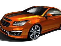 Chevrolet Cruze RS Plus Concept, 1 of 2