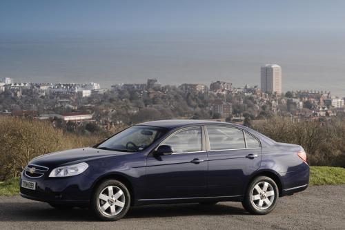 Chevrolet Epica - на большом пространстве, на большой комфорт, огромный по стоимости!