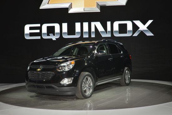 Chevrolet Equinox Chicago