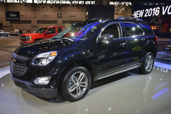 Chevrolet Equinox Chicago