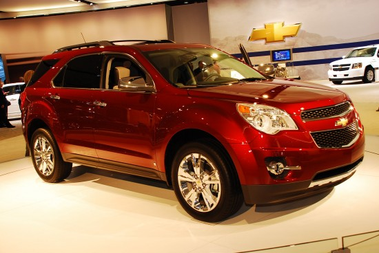 Chevrolet Equinox Detroit