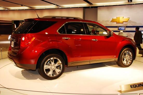 Chevrolet Equinox Detroit