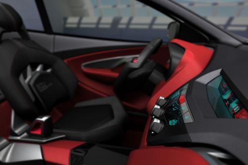 Chevrolet раскрывает кроссовера GPiX Coupe Concept