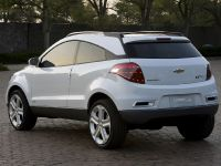 Chevrolet GPiX Crossover Coupe Concept, 6 of 12