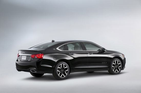 Chevrolet Impala Blackout Concept
