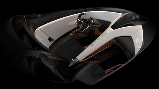 Chevrolet Miray concept