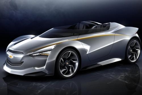 Chevrolet Miray концепции