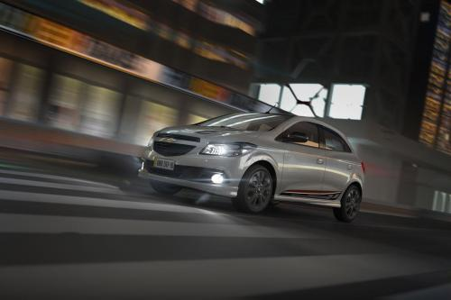 Chevrolet Onix effect concept - фотографии