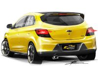 Chevrolet Onix Track Day Concept , 3 of 3