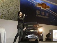 Chevrolet Captiva Shanghai 2011