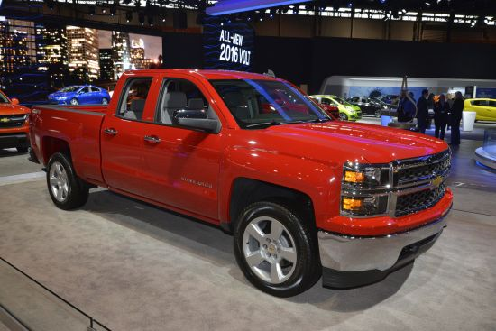 Chevrolet Silverado 1500 Custom Chicago
