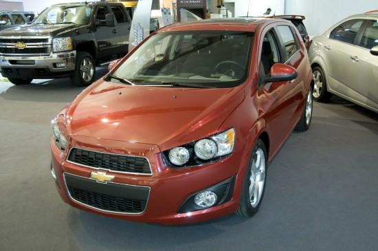 Chevrolet Sonic Detroit