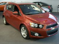 thumbnail image of Chevrolet Sonic Detroit 2011
