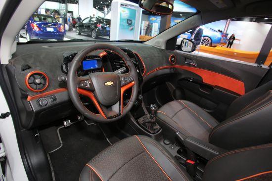 Chevrolet Sonic LTZ Turbo Detroit