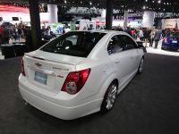 thumbnail image of Chevrolet Sonic LTZ Turbo Detroit 2013