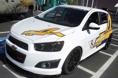 Chevrolet Sonic Super 4 Концепция