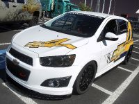 Chevrolet Sonic Super 4 Concept, 1 of 2