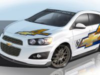 Chevrolet Sonic Super 4 Concept, 2 of 2