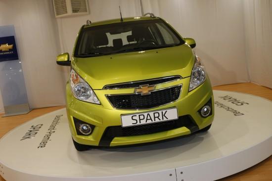 Chevrolet Spark Frankfurt