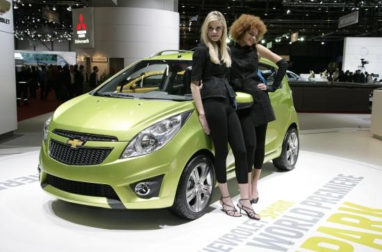 Chevrolet Spark Geneva